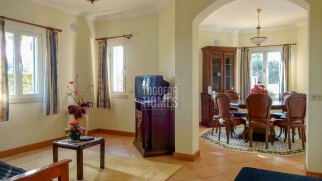 Mini Living Room & Dining Room