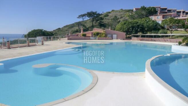 Communal pools