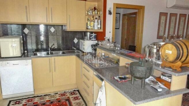 Lower Level - Kitchen