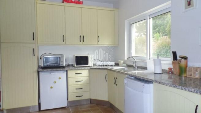 Basement - Annex Kitchen area