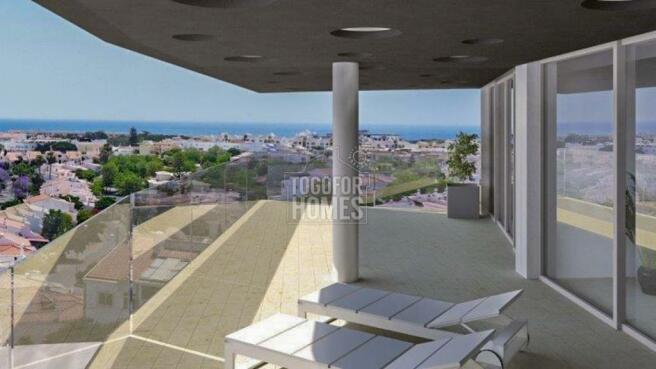 Balcony & Views
