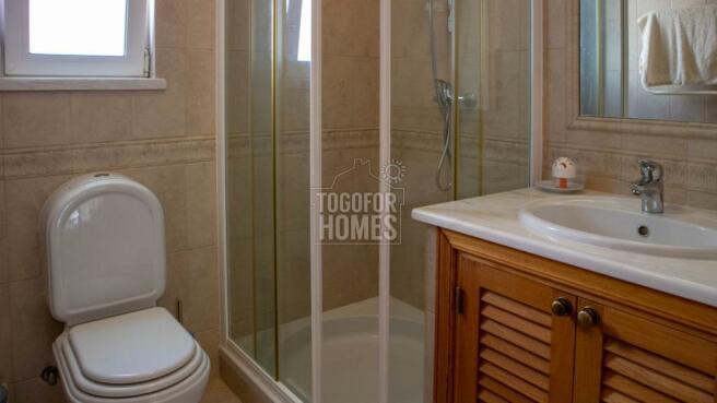 1st Floor - Bathroom