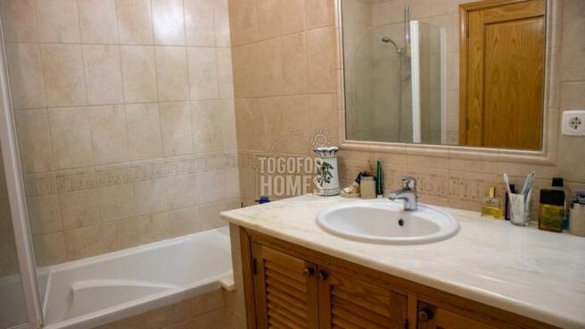1st Floor - Bathroom 2