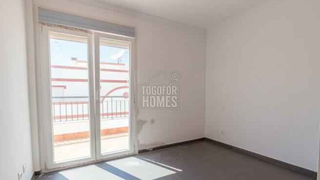 Bedroom - 1 bedroom apartment