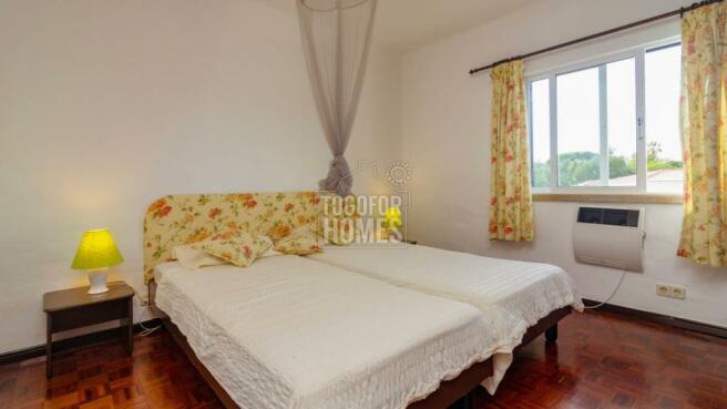 Bedroom - Ground Floor