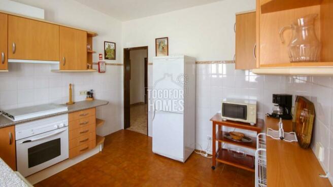 House 1 - Kitchen