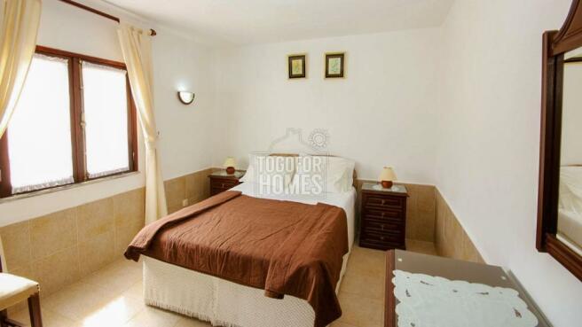 House 1 - Bedroom