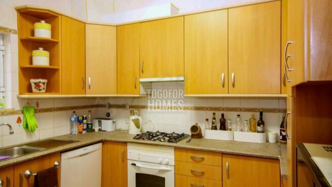 House 2 - Kitchen