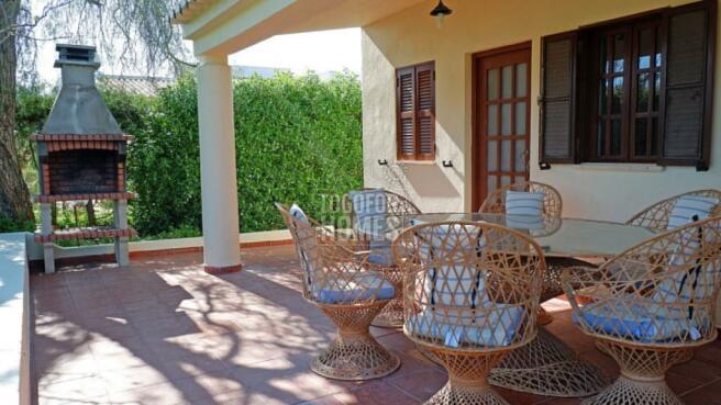 Casa A -  north terrace