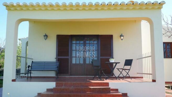 Casa A -  south terrace