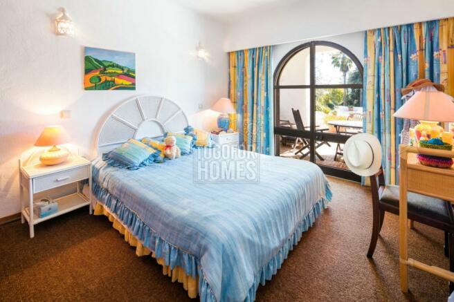 13. Apartment bedroom