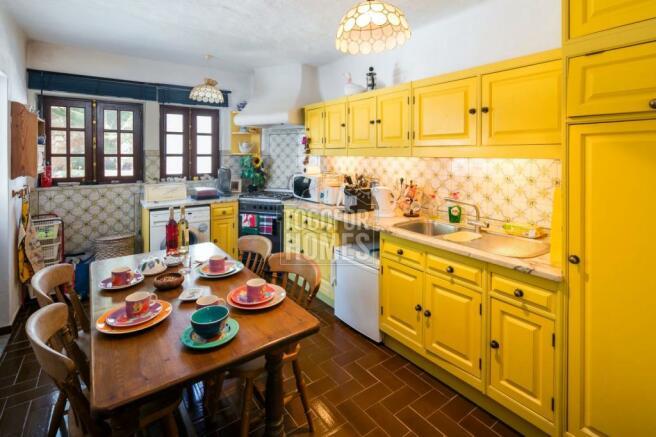 14. Apartment kitchen