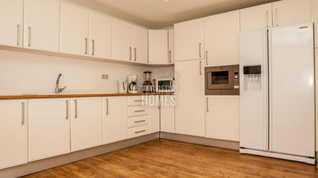 Basement - Kitchen