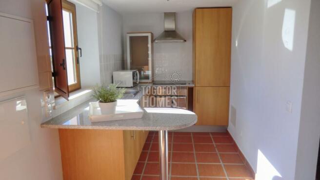 Kitchen in T1+1