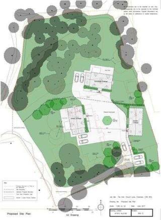 Holt Proposed Site Plan