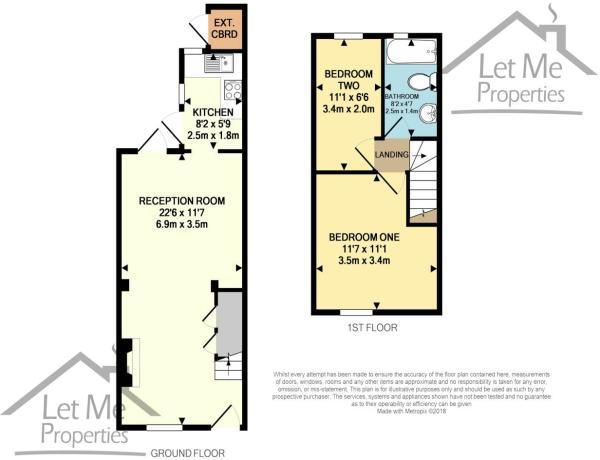 Floorplan - Grange S
