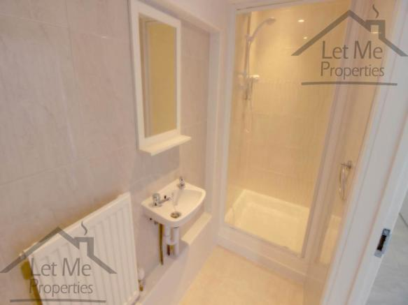 Shared Shower Room -