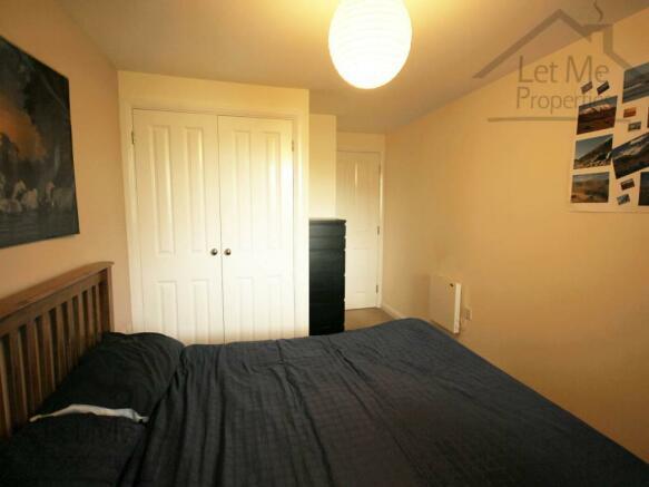 Double Bedroom 2 WM