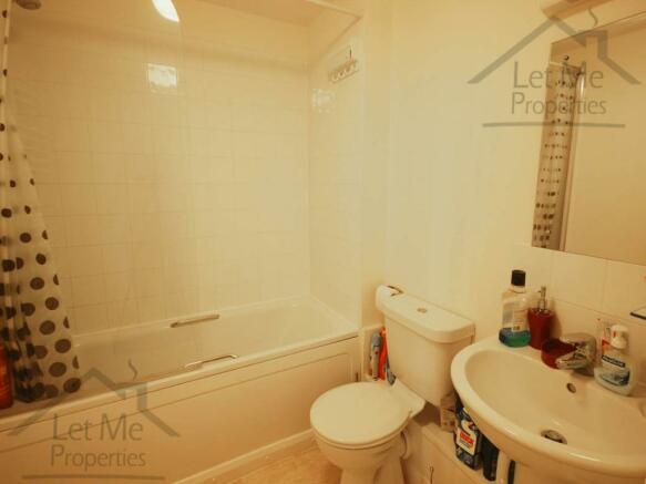 Bathroom WM
