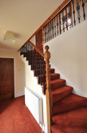 Farmhouse Staircase