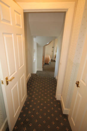 Hallway to Room 6