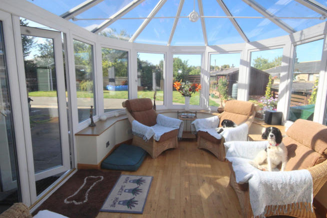 Owners Conservatory