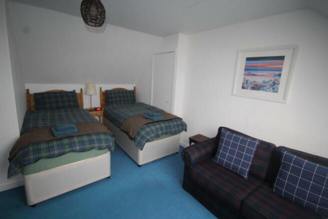 Fianais - Bedroom