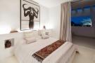 Bedroom sliding doors Villa Gertrudis Ibiza