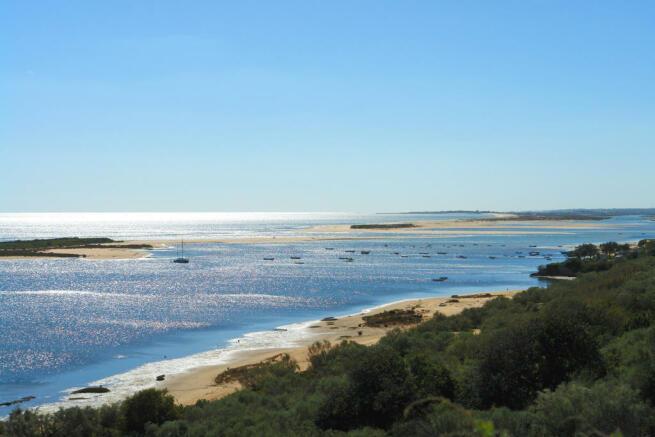 Ria Formosa - Local area