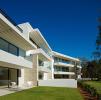 Garden facade terrace La Selva Apartments PGA Catalunya Girona