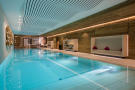 Indoor swimming pool Residence Alex Verbier