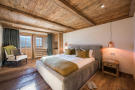 Bedroom wood floor balcony doors Residence Alex Verbier