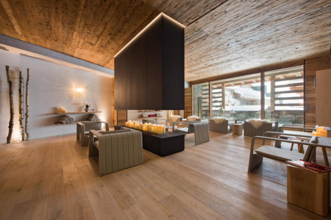 Treatment area Residence Alex Verbier