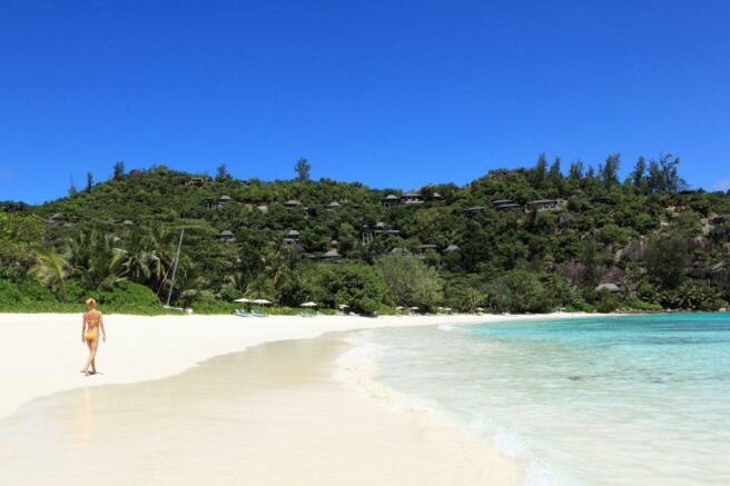 Beach Kokomo at Four Seasons Seychelles