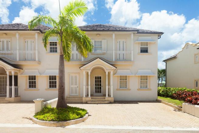 Entrance Facade Battaleys Mews St Peter Barbados