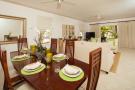 Dining room living open plan stone floor Battaleys Mews St Peter Barbados