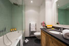 Bathroom at Valentine 210