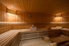 Sauna at Valentine 210