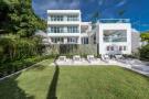 Rear facade garden sun terrace Footprints Barbados