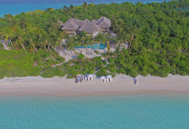 1 Bedroom Detached Villa For Sale In Medhufaru Island