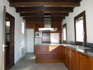 Fitted kitchen at Chalet Andorra