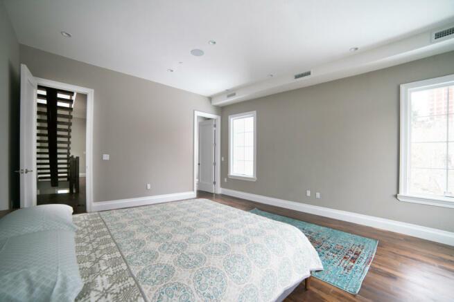 173 Concord Street - Double bedroom