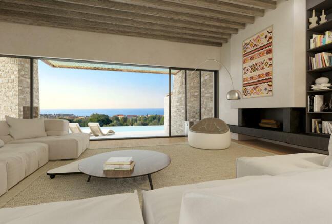 Klab_living room