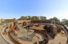 Sandcastle Navarino Dunes children's play area at Costa Navarino