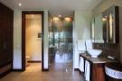 Bedroom en suite with shower