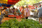 Marseillan vegetable market