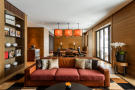 The Chedi Residences Grand Deluxe Suite - Living Area