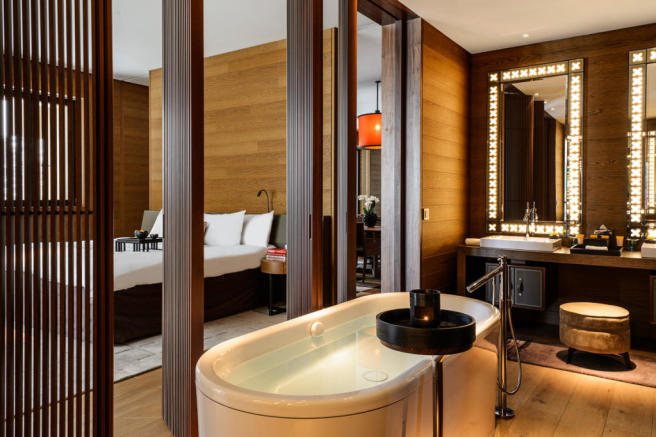 The Chedi Residences Grand Deluxe Suite with Bathroom