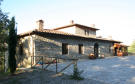 Guesthouse facade Tenuta Cipressino Tuscany