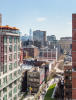 City views towards One World Trade Center